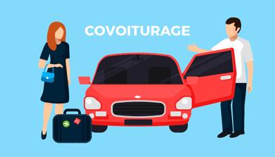 assurance auto et covoiturage