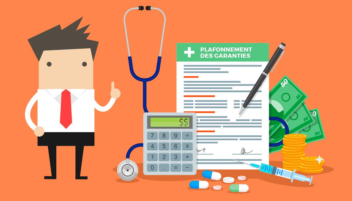 Plafond de garanties sur les nouveaux contrats de mutuelle santé